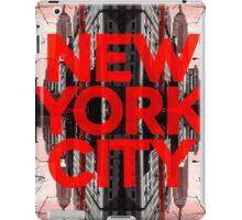 New York City 5 iPad Case/Skin