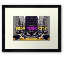 New York City 6 Framed Print