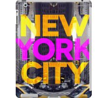 New York City 6 iPad Case/Skin