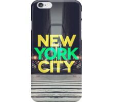 New York City 7 iPhone Case/Skin