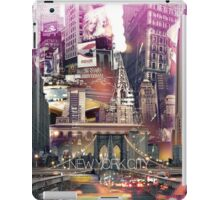 New York City [yellow] iPad Case/Skin