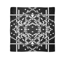 Geometry Gate • Construct Star • White Scarf