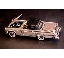 Ford Thunderbird Photographic Print