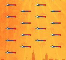 Superman pattern II by IER STUDIO