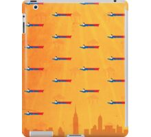 Superman pattern II iPad Case/Skin