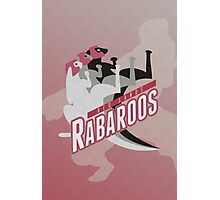 Red Sands Rabaroos Photographic Print