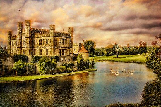 Leeds Castle Landscape by Chris Lord