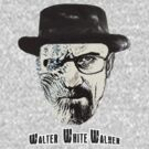 Walter White Walker by best-designs