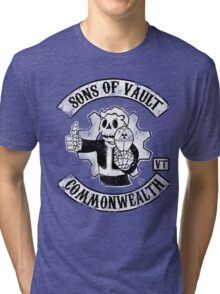 Sons of Vault Tri-blend T-Shirt