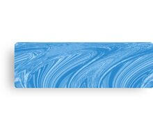 Abstract Photo Art - Water 11 Canvas Print