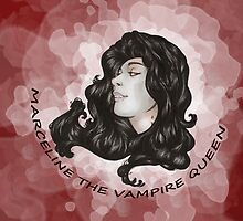 MARCELINE THE VAMPIRE QUEEN #1 by sharo