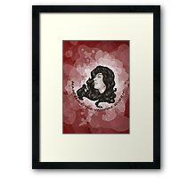 MARCELINE THE VAMPIRE QUEEN #1 Framed Print