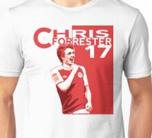 Chris Forrester - St. Pats Unisex T-Shirt