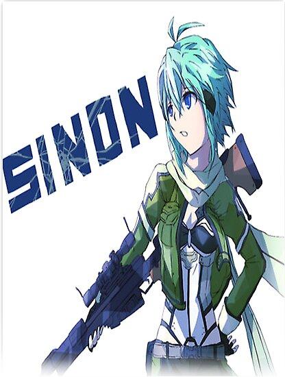Sinon by ZetsumeiArashi