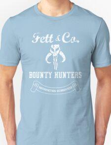 Boba Fett & Company - Bounty Hunters Unisex T-Shirt