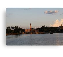 Epcot-Italy Canvas Print
