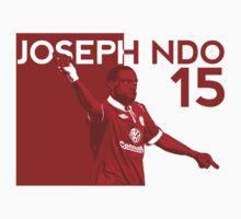 Joesph Ndo - Sligo Rovers by calimcginley