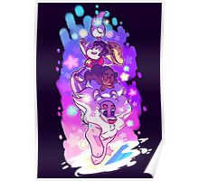 Starblazing Poster