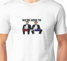 Step Brothers Tuxedos Unisex T-Shirt