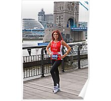 Amy Childs from the only way is Essex programme Poster