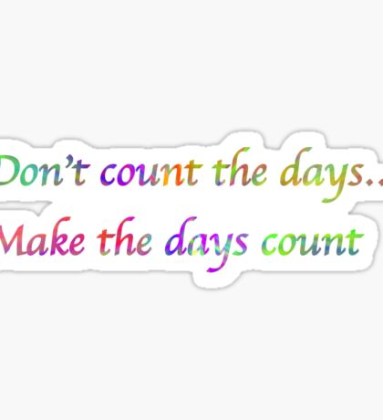 Inspirational Quotes Sticker