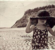 Beach Baby  by Mary  Dawson