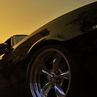 69 Camero SS by blackpixi