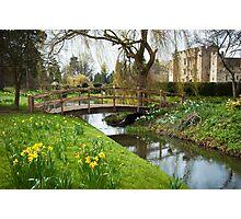 Heaver Castle in Springtime Photographic Print