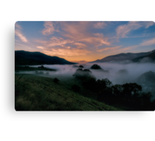 Love Her Far Horizons - Jingelic NSW - Upper Murray - The HDR Experience Canvas Print