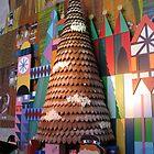 gingerbread tree by reendan