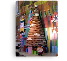 gingerbread tree Canvas Print