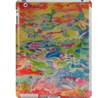 Silk Screen iPad Case/Skin