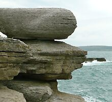 Rock Equilibrium by Rachel Gagne