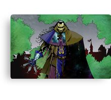 Battlemage Canvas Print