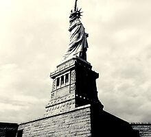 Lady Liberty by Daniel Alcorn