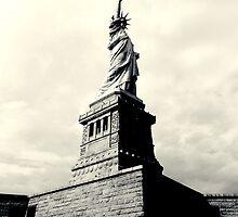 Lady Liberty by Daniel Alcorn