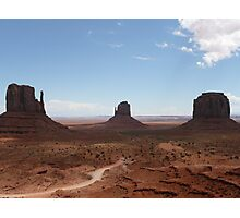 Mystic Monument Valley Photographic Print