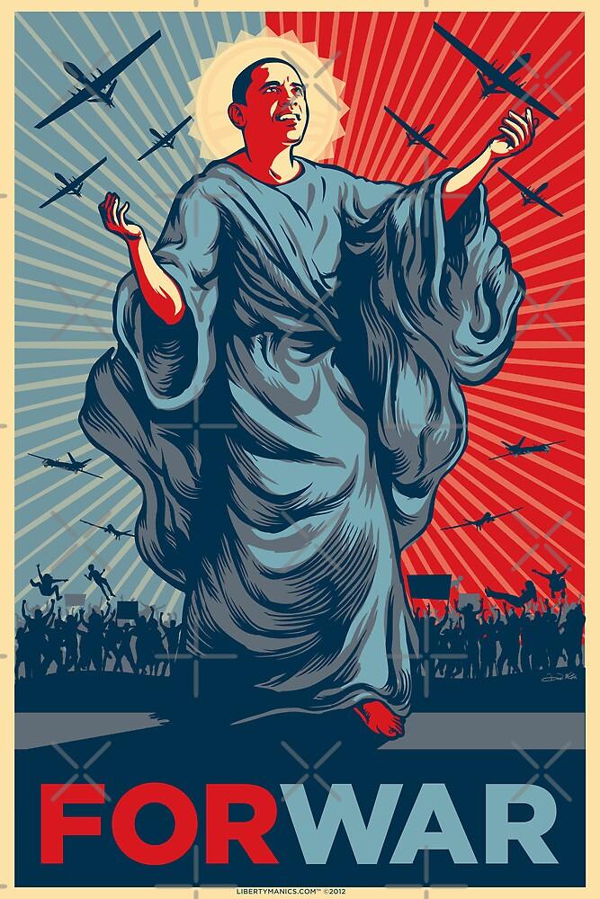 Obama FORWAR by LibertyManiacs