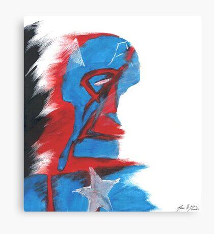 Cap Canvas Print