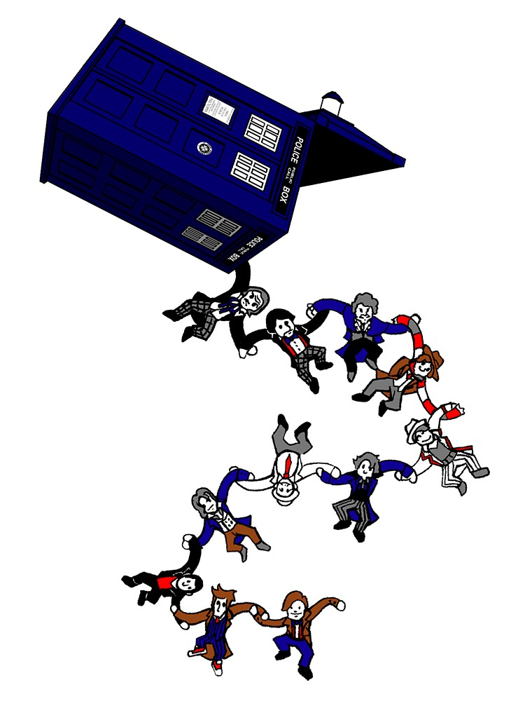 Barrel of Doctors by Everdreamer