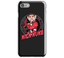 Star Wars Sullustan Smuggler Nien Nunb Crest  iPhone Case/Skin