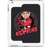 Star Wars Sullustan Smuggler Nien Nunb Crest  iPad Case/Skin