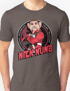 Star Wars Sullustan Smuggler Nien Nunb Crest  T-Shirt