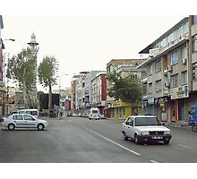A street Photographic Print