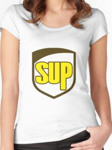 SUP Women's Fitted Scoop T-Shirt