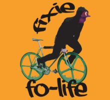 Fixie for life by chasemarsh