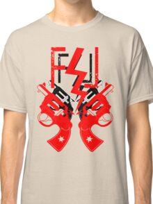 FUCKIN LIVIN TRIPPIN Classic T-Shirt