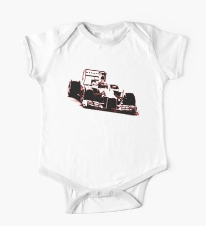 Formula One Racer One Piece - Short Sleeve