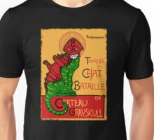 Chat Bataille Unisex T-Shirt