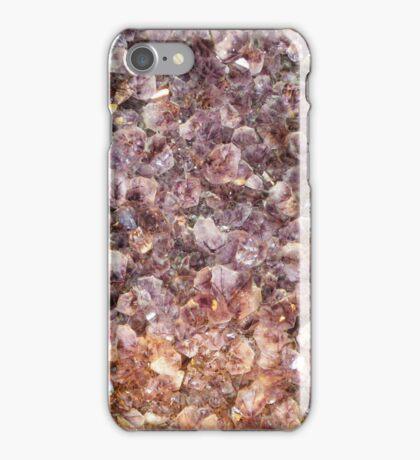 Amethyst Geode Up Close iPhone Case/Skin